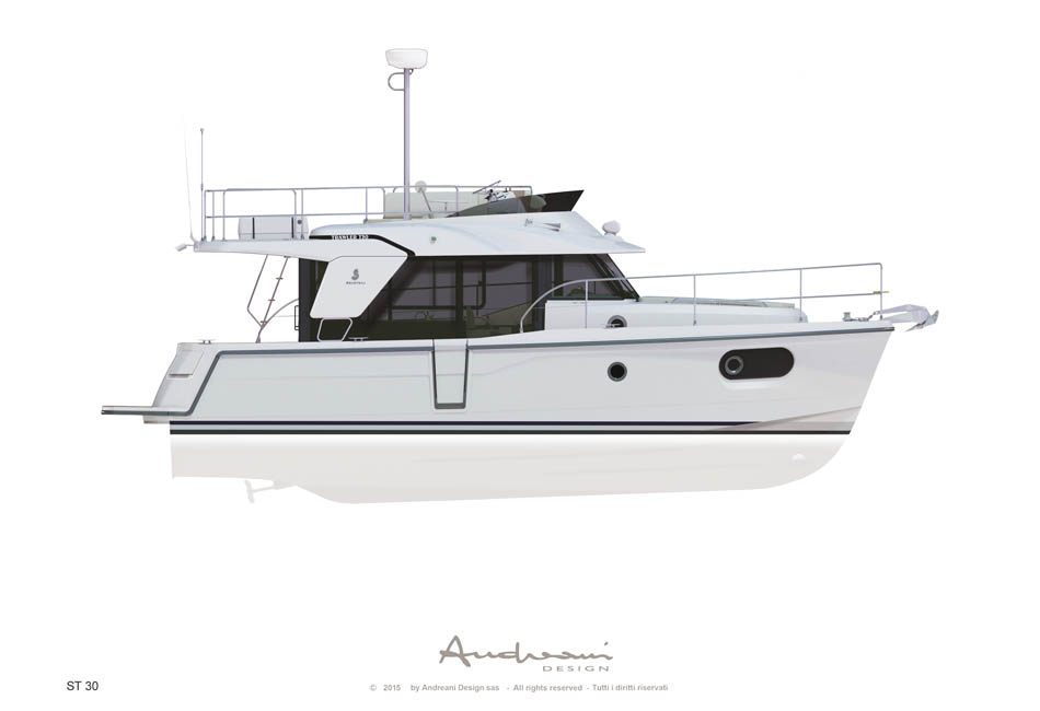 Swift Trawler 30-6
