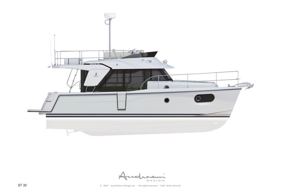 Swift Trawler 30-6