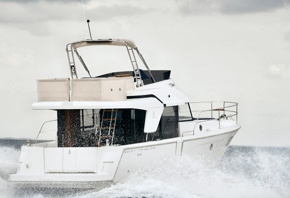 Swift Trawler 35-10