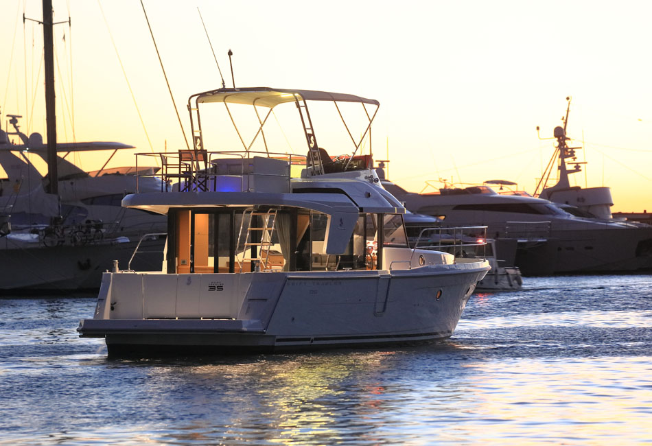 Swift Trawler 35-3