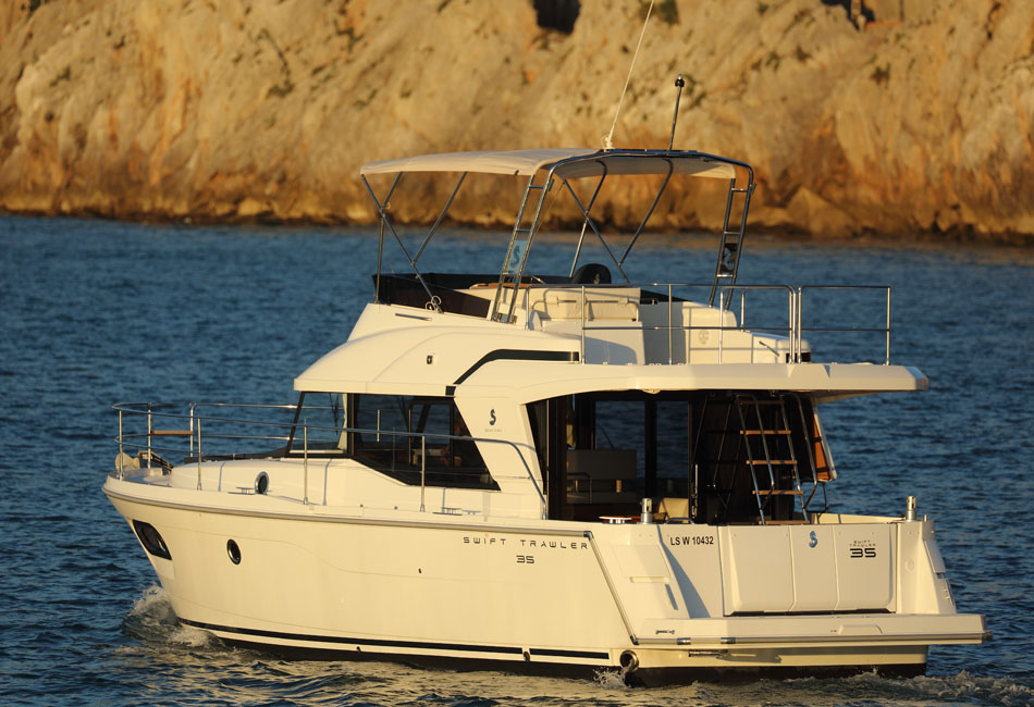Swift Trawler 35-5