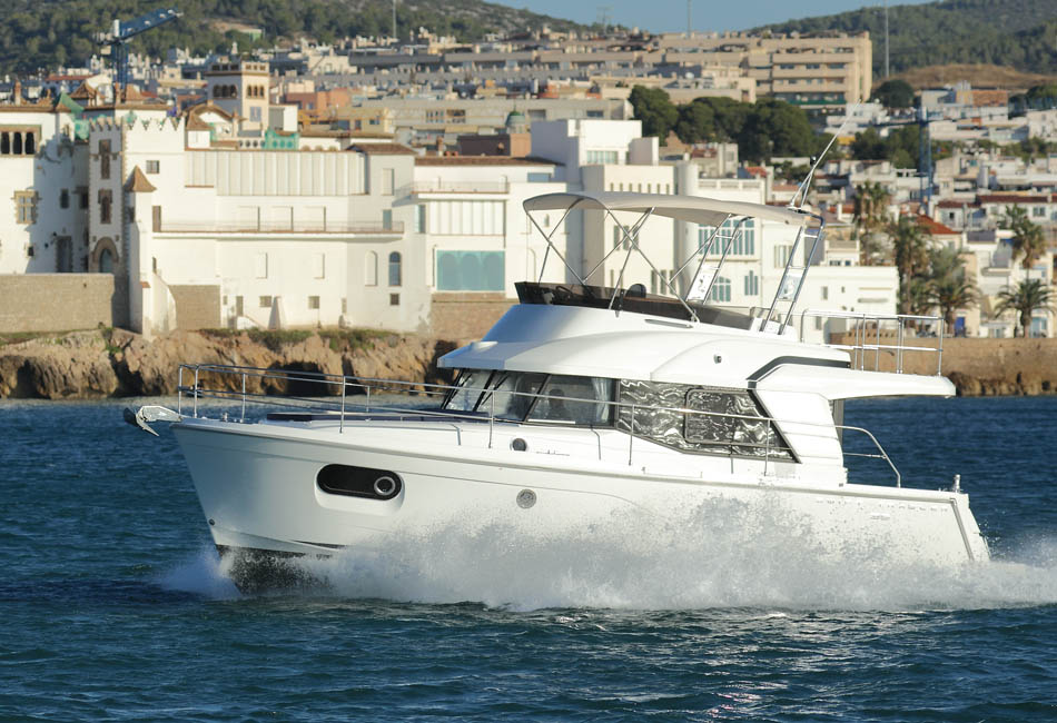 Swift Trawler 35-7