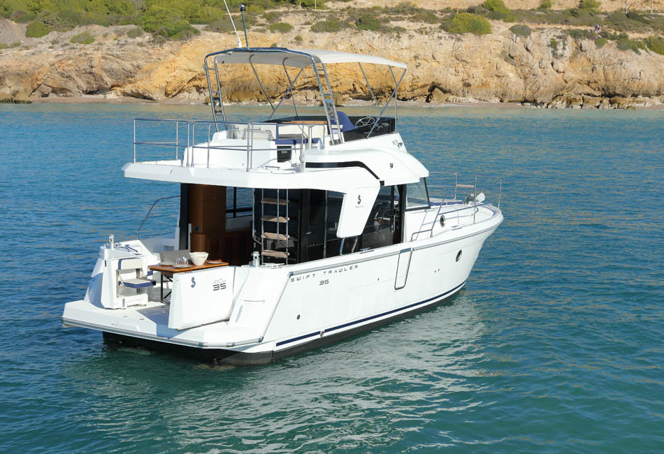 Swift Trawler 35-8