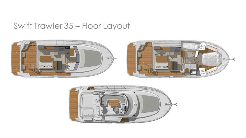 Swift Trawler 35-4